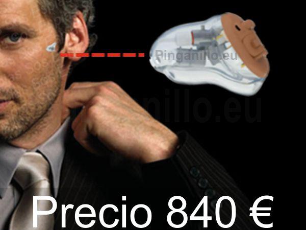 Pinganillo Mir 21 examen